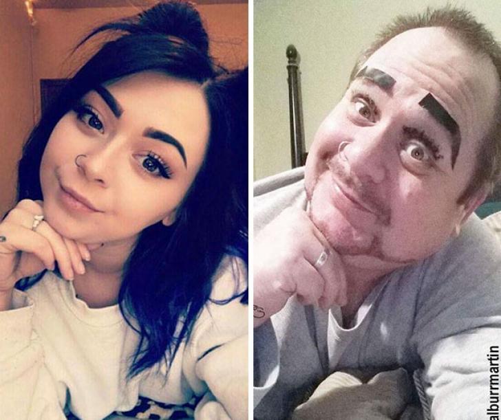 Я стал троллить в Instagram свою дочь — и теперь у меня в 2 раза больше подписчиков!