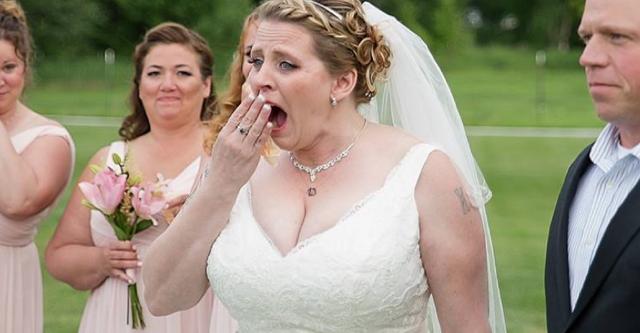 Измена невесты жениху на свадьбе фото