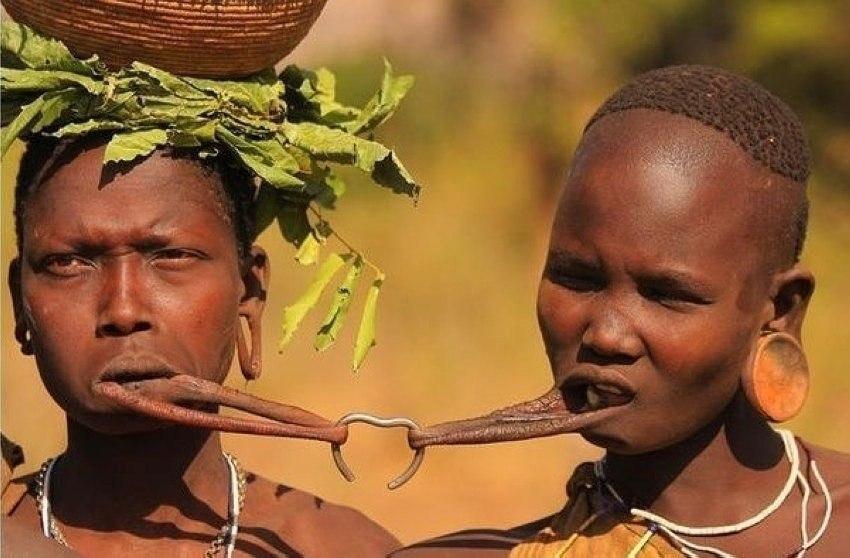 Нравы и обычаи и сексуальные отношения народов женщин африки