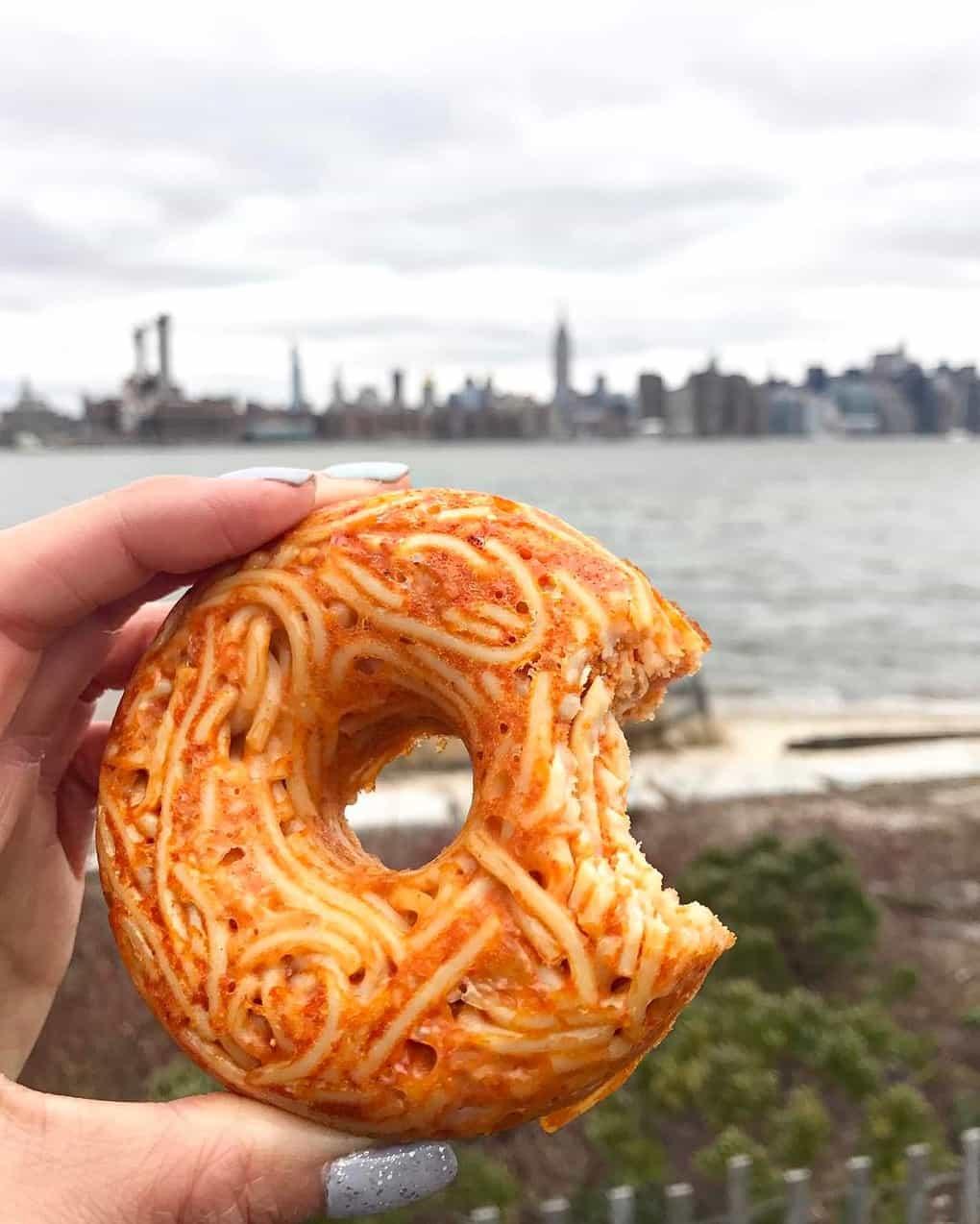 26 фото, которые наглядно показывают, как выглядит еда хипстера и еда здорового человека