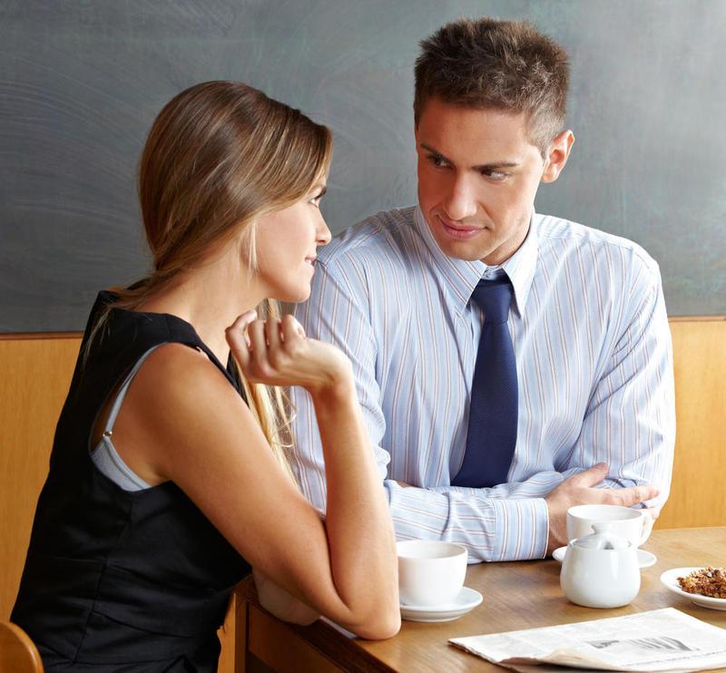 Не соглашайтесь на отношения, которые вас не устраивают