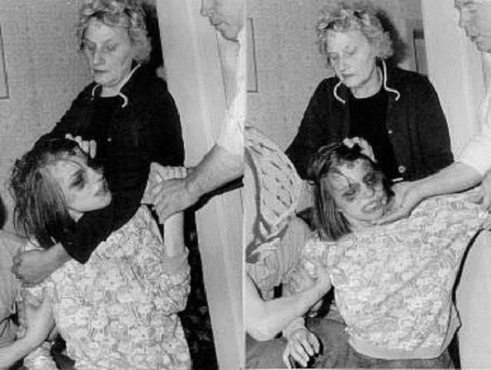 Так никто до сих пор и не знает, что произошло с этой несчастной девушкой. Не справились даже экзорцисты.