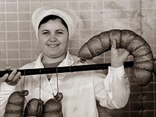 Почему колбаса докторская?