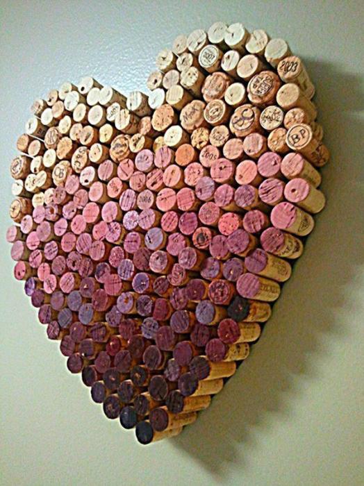 Красивые и функциональные вещицы: 20 примеров полезного применения винных пробок