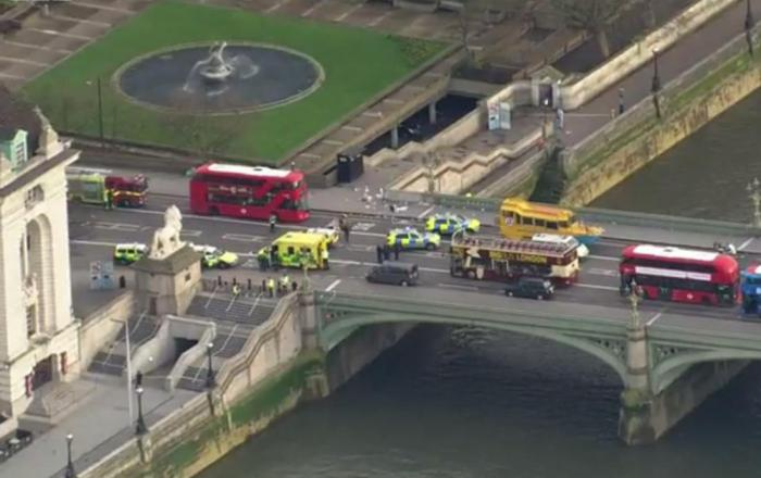 Теракт в Лондоне. Что известно на настоящий момент?