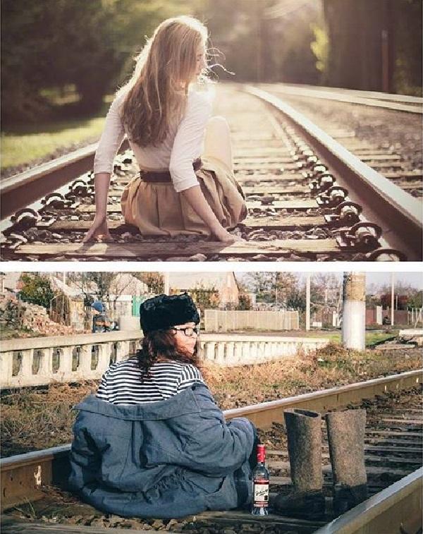 Гламур по-русски: ростовские девушки показали свое отношение к новомодным трендам.
