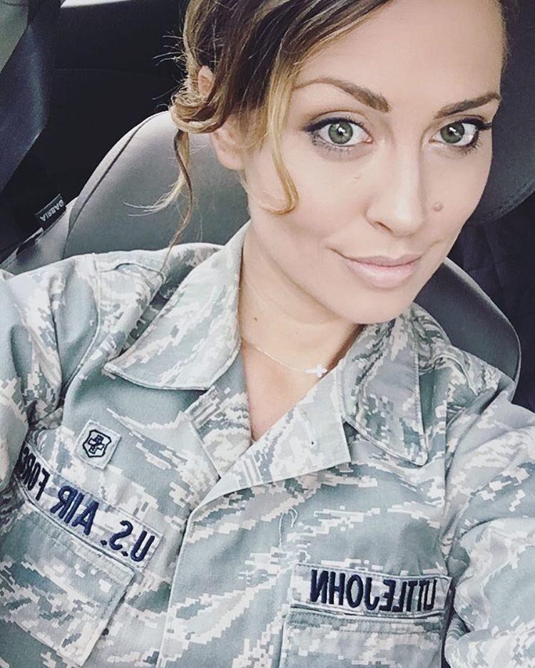 Самый сексапильный сержант вистории вооруженных силСША