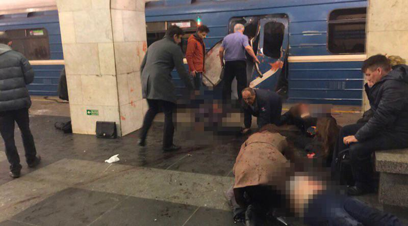 Теракт вПетербурге: всечтоизвестно наданный момент