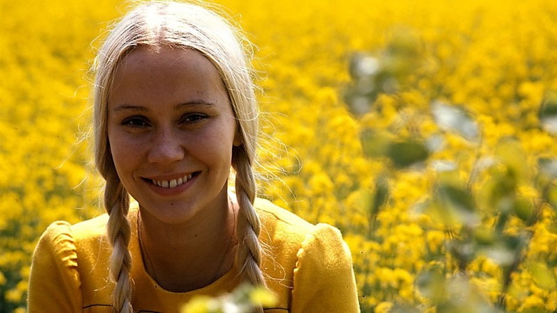 Время бежит неумолимо. Вокалистке ABBA - Agnetha FALTSKOG - ужестукнуло - 67