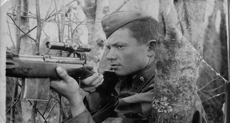 Опревосходстве советских снайперов