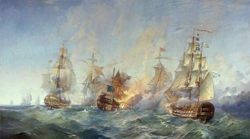 Непобедимый адмирал