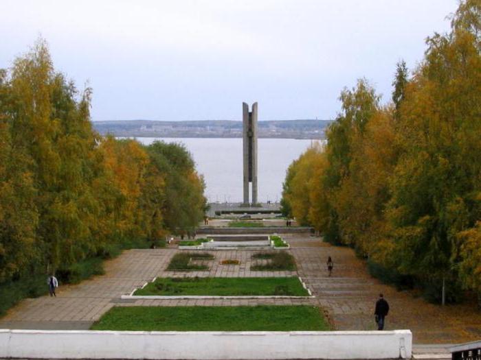 Монумент Дружбы народов. Ижевск гордится символом мира