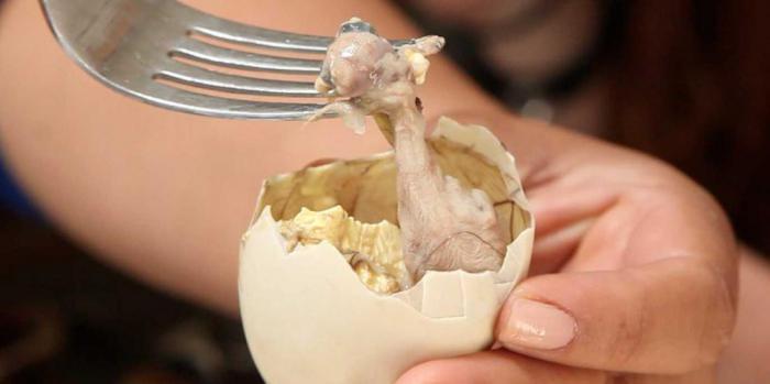 Самые странные в мире продукты питания, которые не каждый рискнул бы попробовать