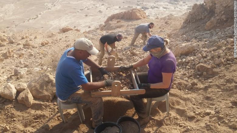 Потрясающее открытие израильских археологов