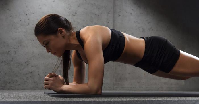 Можете ли вы держать эту позу в течение 50 секунд? Это многое говорит о вашем здоровье
