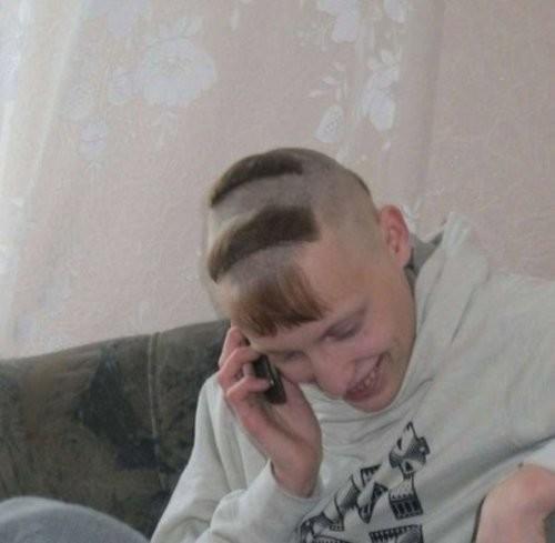 Итутяпонял - парикмахер затаил обиду
