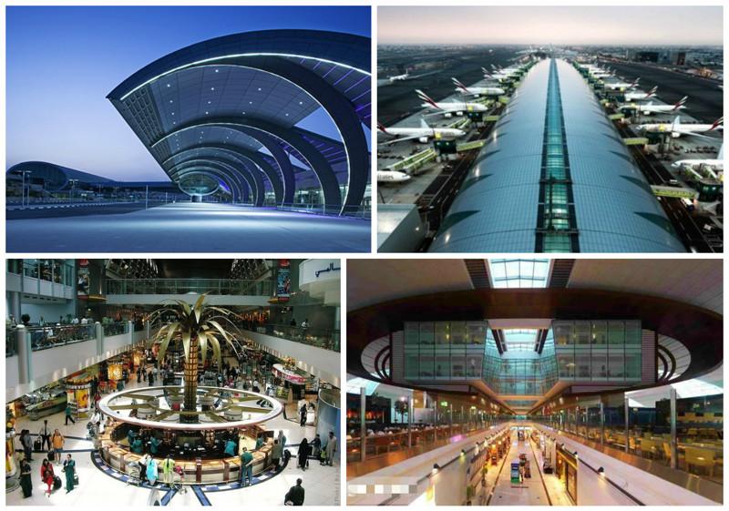 Самые красивые аэропорты мира