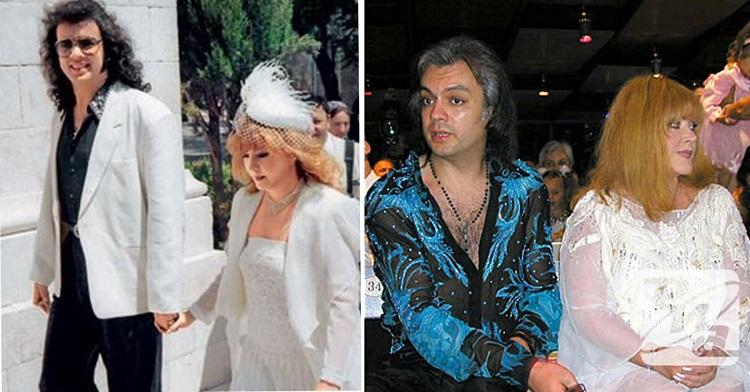 Ничто не вечно: 12 звездных пар во время свадьбы и развода.