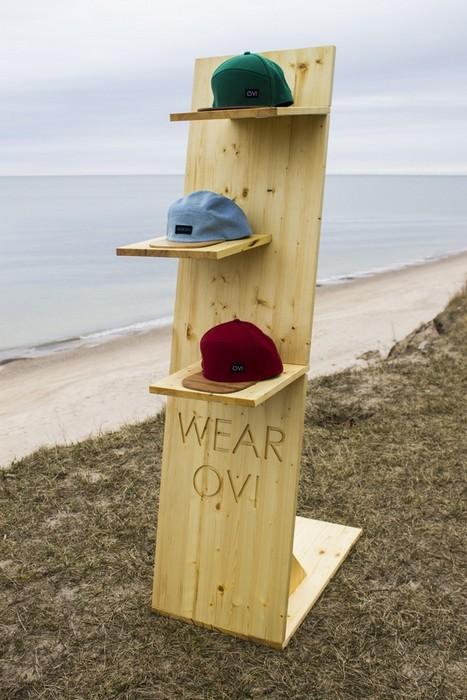Здравствуй, дерево: кепки с деревянным козырьком – мастхэв всех модников этим летом