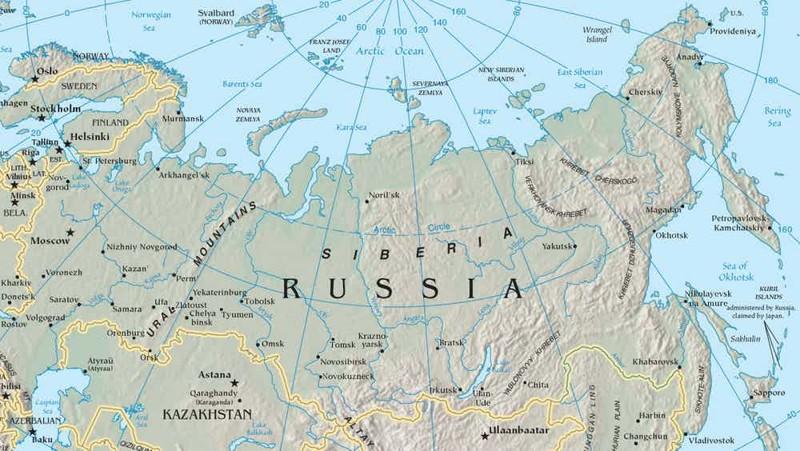 15интересных фактов оСибири