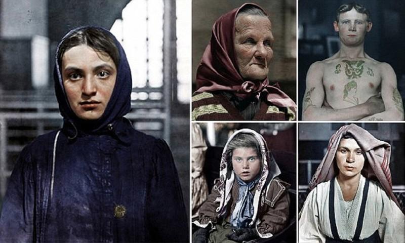 Лица эмиграции: какие люди приезжали вНью-Йорк столетназад?