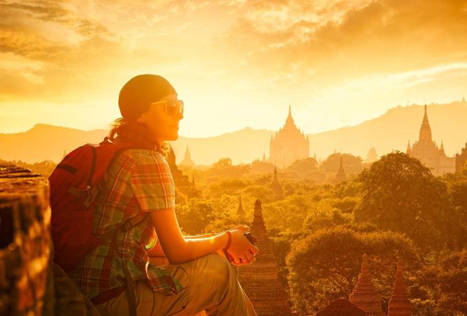 6 удивительных мест для женщин, путешествующих в одиночку
