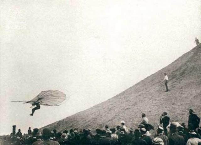 Первые фотографии важнейших моментов истории