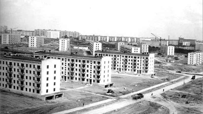 Аккуратные руины. «Хрущёвки» проектировали дляядерной войны