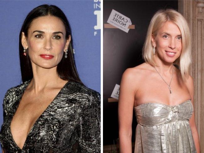 Вот как выглядят российские и зарубежные звезды одного возраста. Разница налицо!