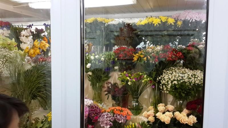 Работающий бизнес вкризис, мойцветочный ларек