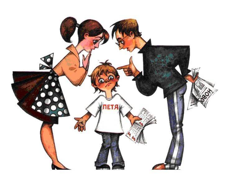 ВладимирМарус: Глухая стена родительского невежества. Читать всем родителям!