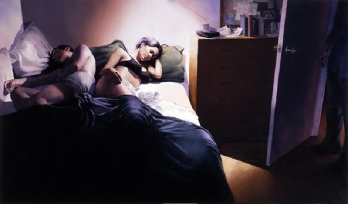 Грязная-грязная любовь: интимная жизнь обычных людей без прикрас.