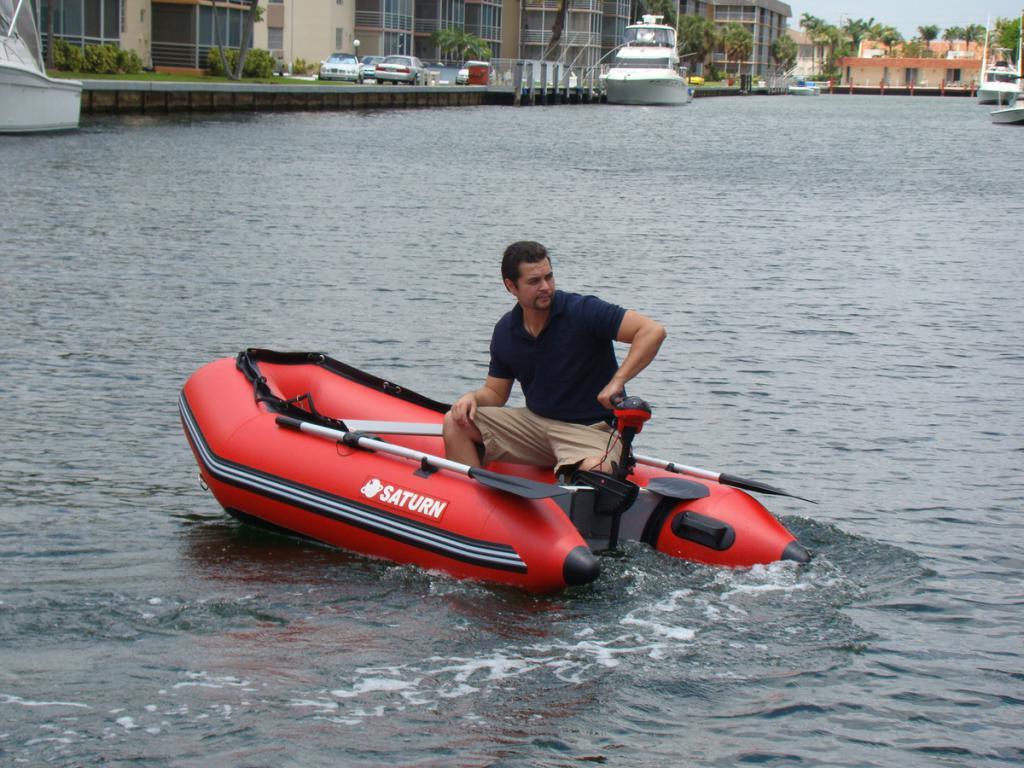 Правила эксплуатации резиновых лодок с мотором