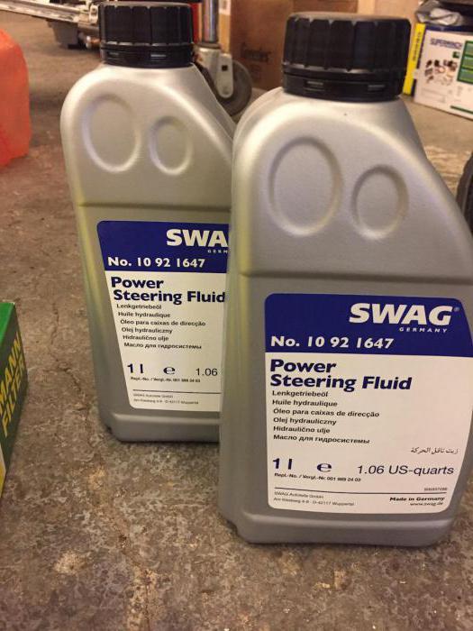 Swag: отзывы о запчастях, производитель