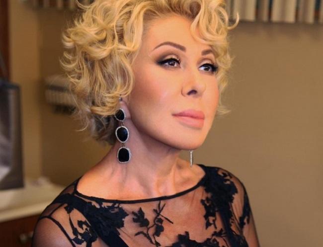 63-летняя звезда шансона Любовь Успенская удивила поклонников цветущим внешним видом в купальнике.