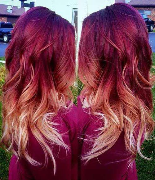 Какой цвет волос моден: выбор краски и особенности