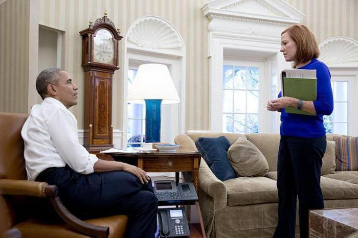 Помощник президента США по коммуникациям Джен Псаки: биография, личная жизнь, карьера