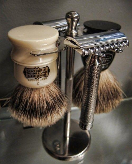 Какяперешел наклассическое бритье