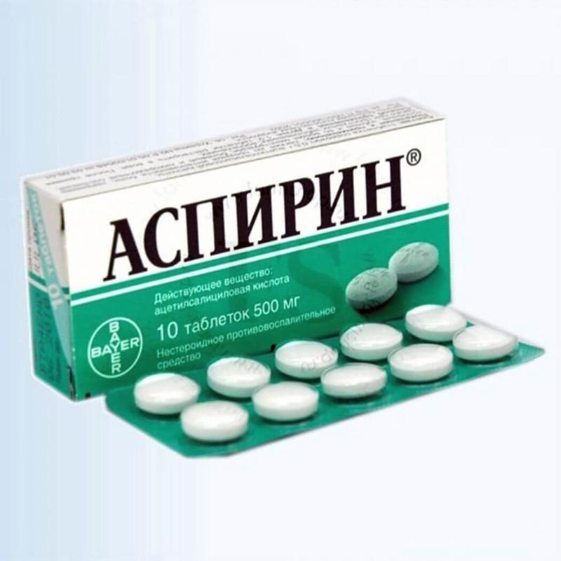 Аспирин — средство многоцелевое