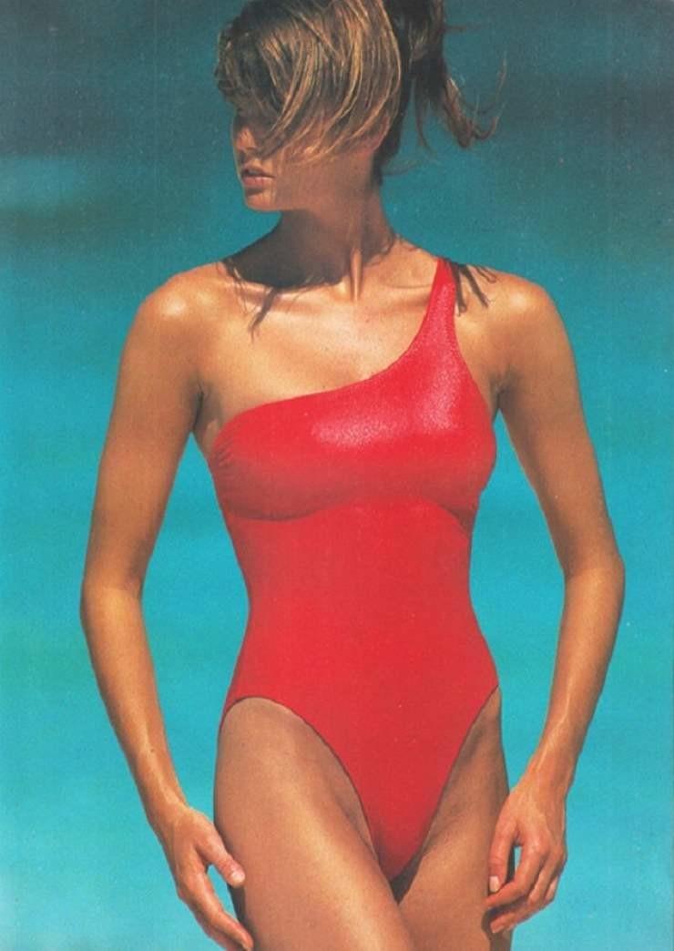 Воткаквыглядели модели 80-х доизобретения силикона ифотошопа