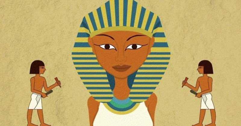 Она правила Египтом задолго до Клеопатры. Вот почему ты раньше ничего о ней не слышал!