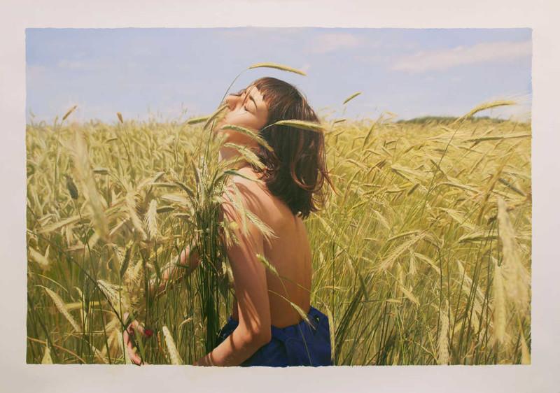 Ультра-реалистичные картины, которые буквально невозможно отличить отфотографий