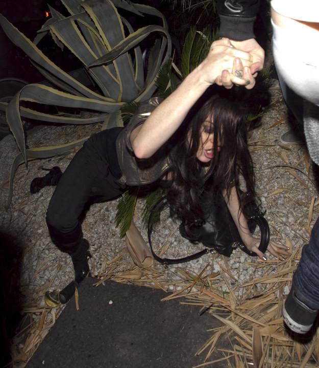 Пьяные знаменитости, которые опозорились прилюдно