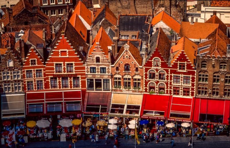 Да вы в сказку попали! 15 игрушечных европейских городов