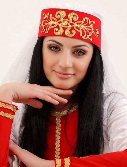 ВАрмении живут самые красивые девушки