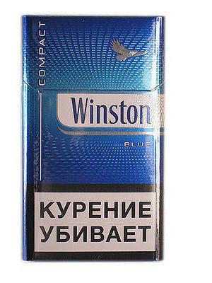 «Винстон» - сигареты отменного качества с богатой историей