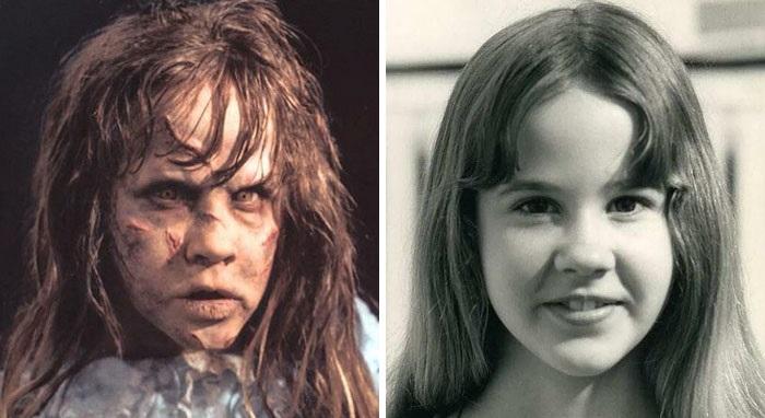 Вот как выглядят герои культовых фильмов ужасов в реальной жизни.