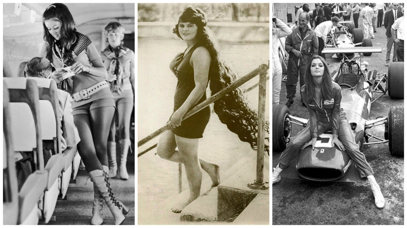 Этипрекрасные ибезбашенные женщины изпрошлого поразят ваше воображение
