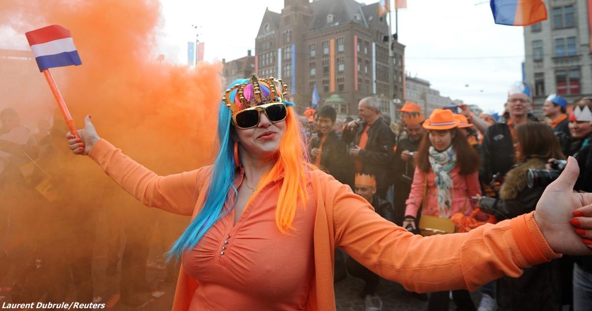 В Голландии закрывают все тюрьмы, потому что в стране не осталось бандитов