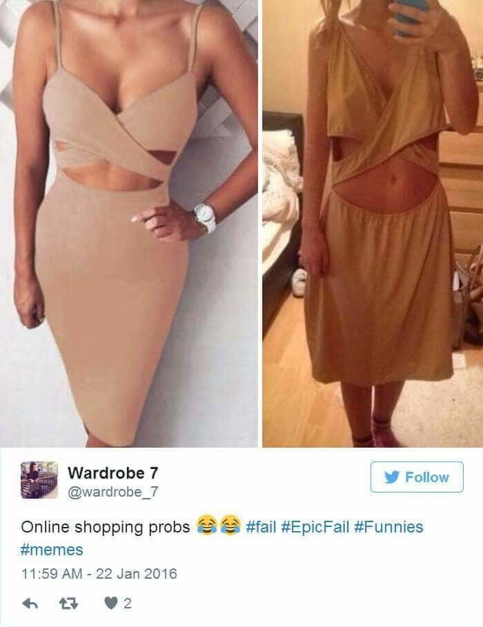 15примеров крайне неудачного онлайн-шоппинга